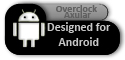 Designed for Android